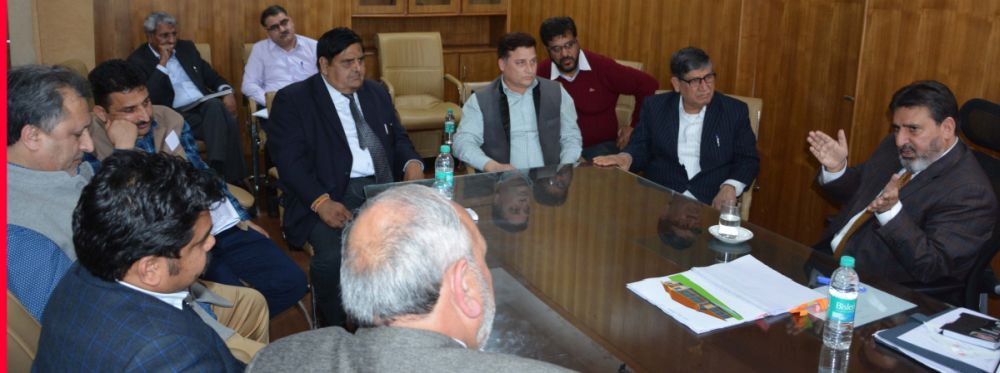 CUK to function from Ganderbal within 15 days: Edu min