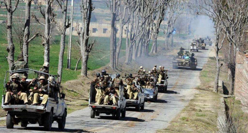 Forget the world, militias are a threat to Pakistan