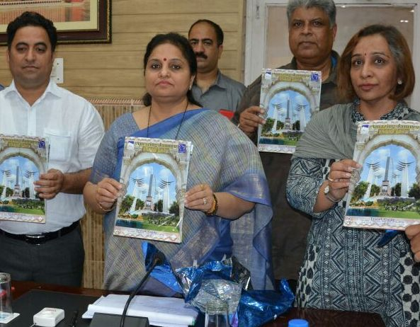 Publicize tourism places to attract tourist's inflow in Jammu region: Priya to Tourism Dept