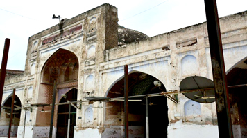 Masjid Mariam Zamani — the 'mother of all mosques'