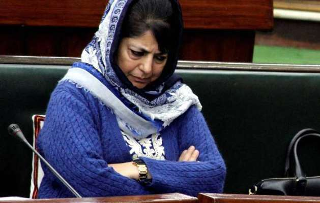 Mehbooba Mufti's PSA extended by 3 months