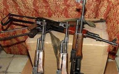 MLA's PSOs quizzed as police probes arms loot by SPO