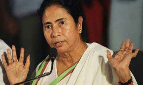 BJP files complaint against Mamata Banerjee with EC over alleged threats