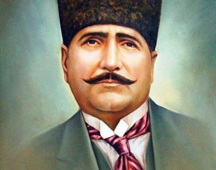 IQBAL -THE POET OF HOPE AND INSPIRATION