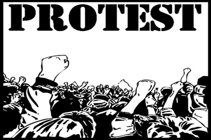 Protests held in Karnah