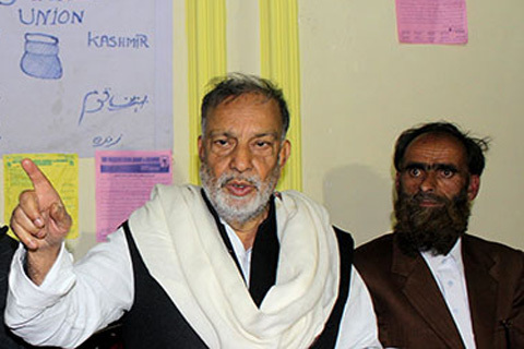 No one can remove me from party: Bhim Singh
