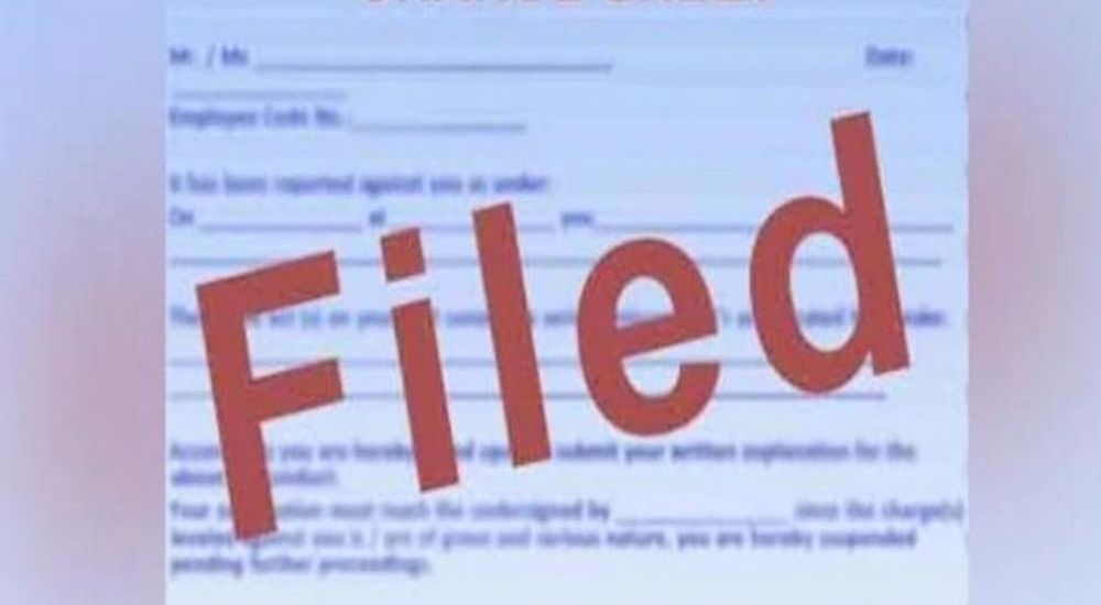 CBK files chargesheet against Ex-Sr Asst PDD Sumbal, 112 other officials, 45 fake employees