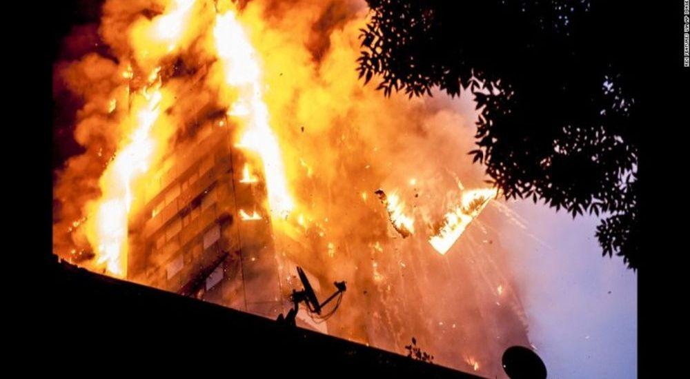 Fire guts house of former MLA Karnah
