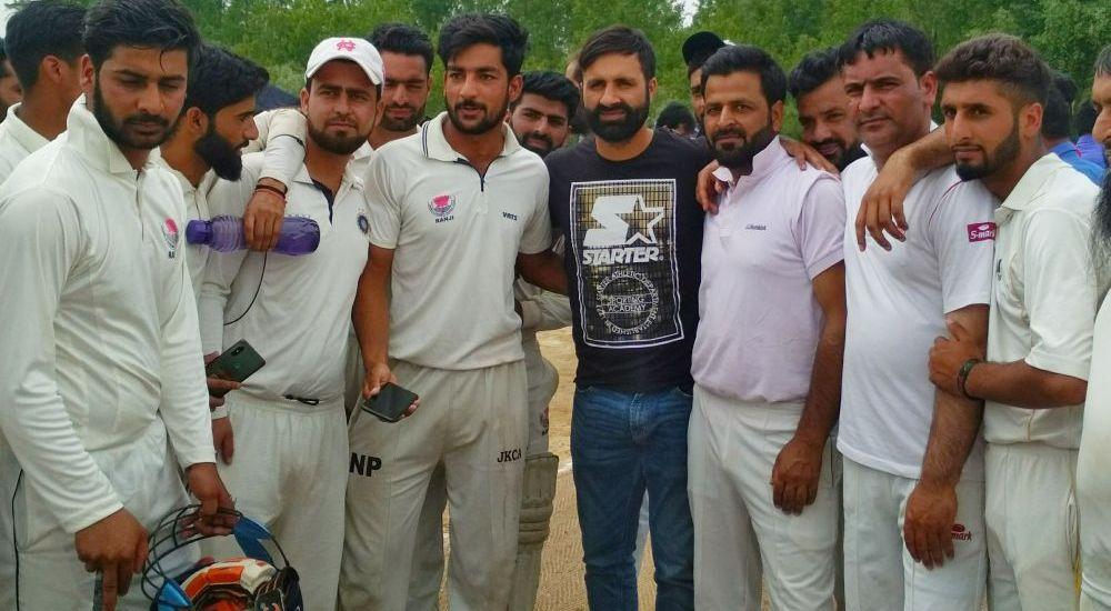 Mega Talent Hunt Cricket Tourney kick-starts in Ganderbal