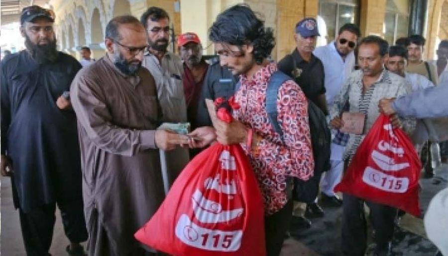 Pakistan releases 55 Indian fishermen, 5 civilians as 'goodwill gesture'