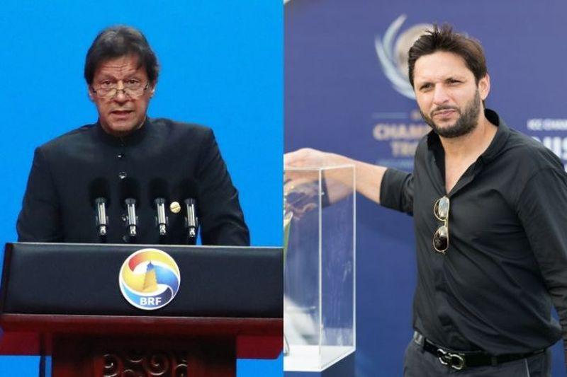 Imran Khan must do more about Kashmir: Shahid Afridi