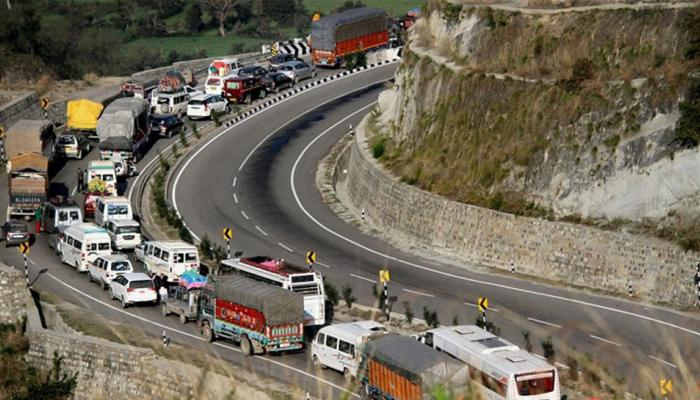 Rs 574.16 cr annual plan approved for national highway works in J&K