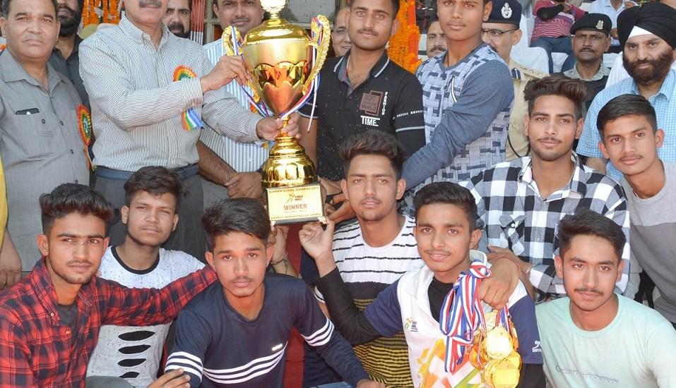 Summer School Olympiad-2019 concludes