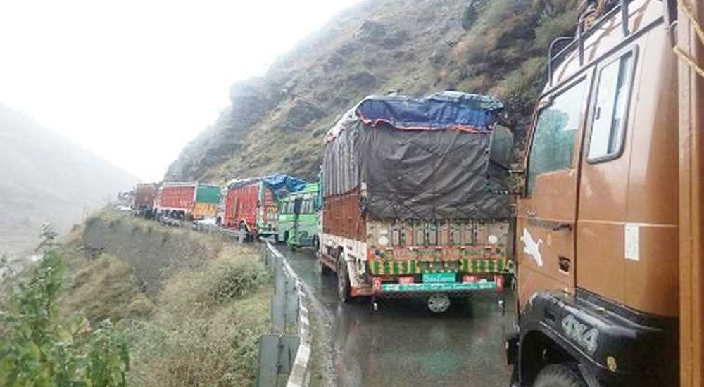 Sgr-Jmu highway to remain shut for weekly repairs Friday