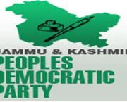 PDP youth wing protests, demands restoration of Article 370