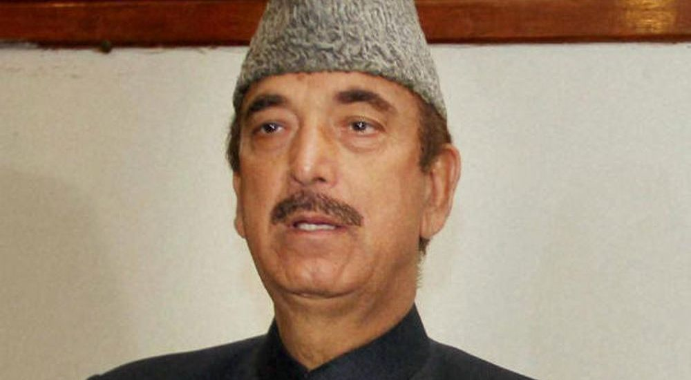 Retired from RS not politics, will continue my fight for J&K's statehood: Azad
