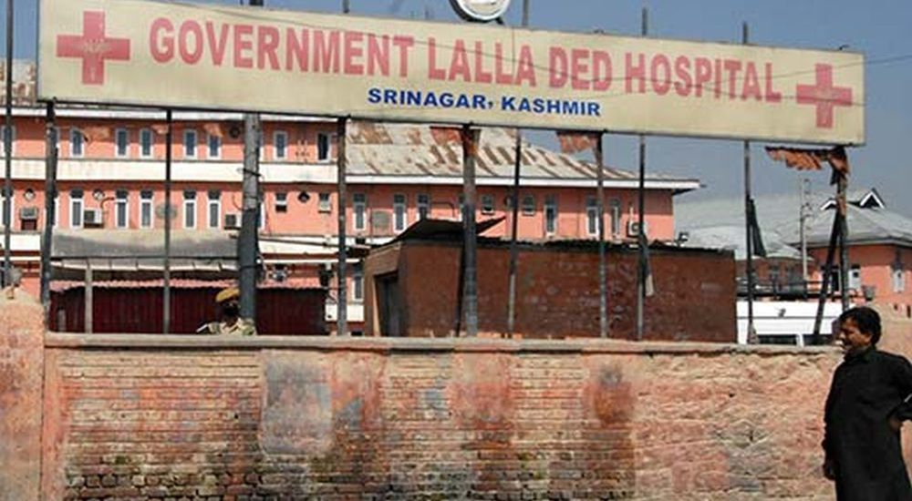 OPD at LD Hospital crumbling under heavy patient load…