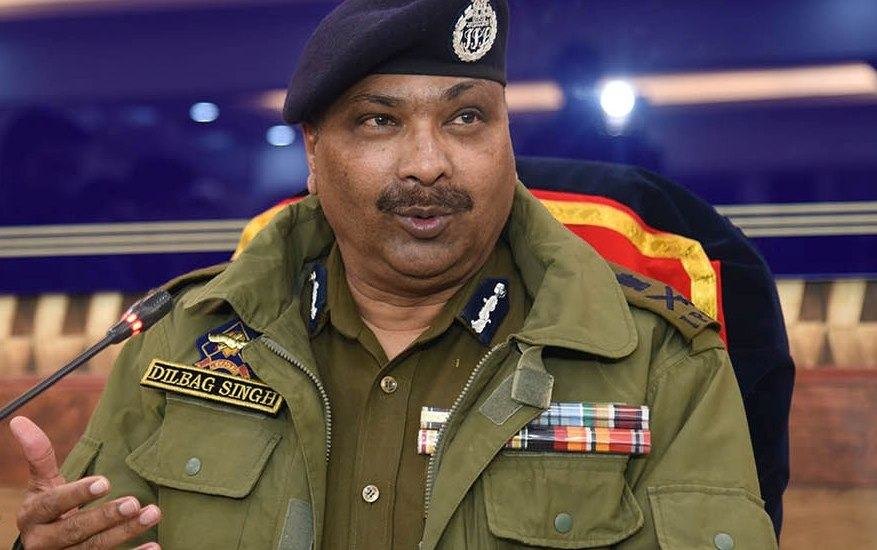 DGP sanctions over Rs 1 crore relief for NoKs of deceased police personnel