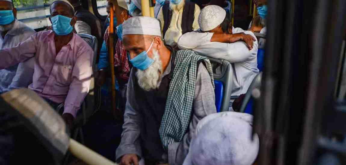 Communalizing Pandemic