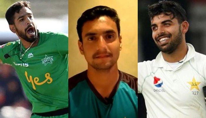 Haider Ali, Haris Rauf, Shadab Khan test positive for coronavirus