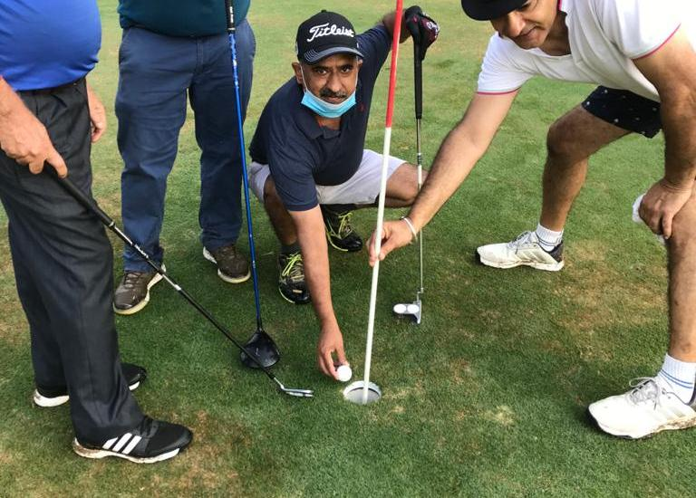 Ace golfer Pathania scores hole-in one at JTGC