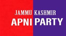 Apni Party demands compensation for hailstorm hit fruit growers, farmers