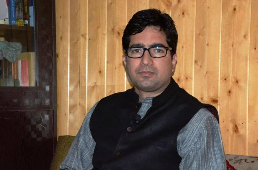 My 'innocuous dissent' was seen as act of 'treason': Shah Faesal on quitting politics