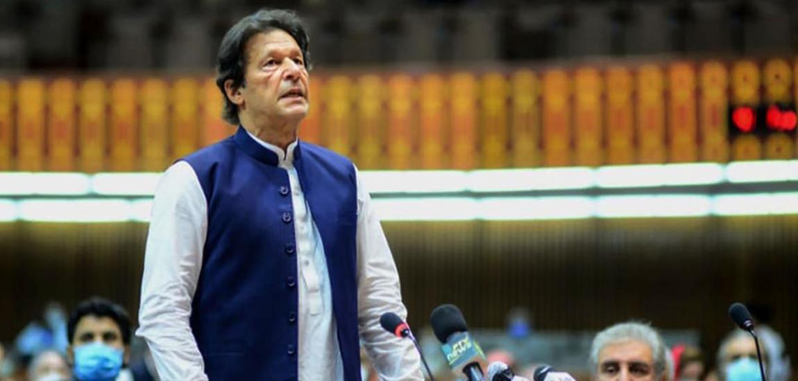Pak PM Imran calls Osama bin Laden 'shaheed'