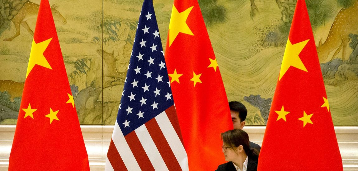 Trade, technology at risk in US-China feud