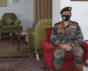 Army's Northern Command Chief meets Lt Governor