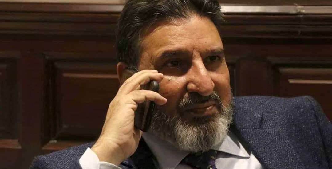 Altaf Bukhari demands opening up of Mughal Road for general public