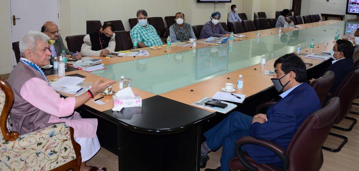 LG offers Raj Bhawan chopper for medical emergencies, evacuation