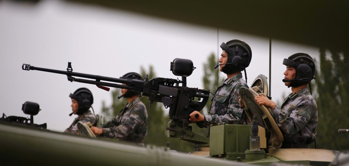 China imposes sanctions on top US defence firms for supplying arms to Taiwan