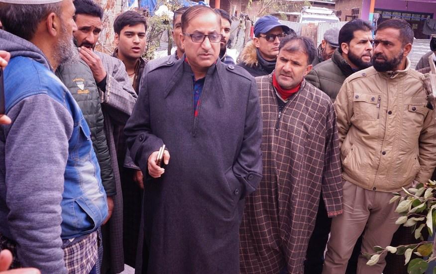Dir Horti Kashmir finalises modalities for launch of MIS