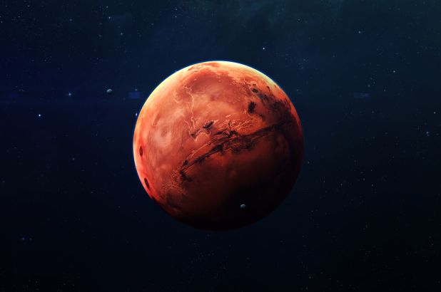 Mars can be watched in night sky as planet is closest to Earth for next 15 years