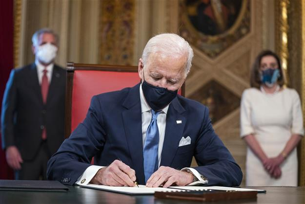 Biden supports Israel's right to self defence