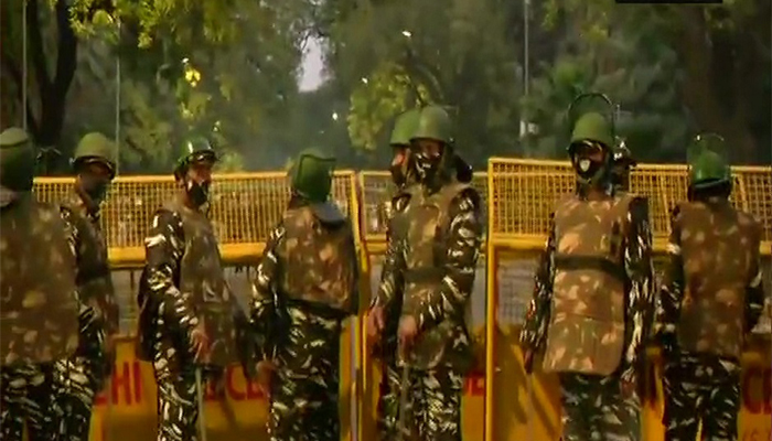 Blast outside Israeli Embassy in Delhi, no injuries reported