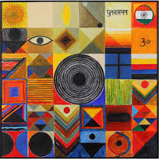 Sayed Haider Raza: Artist and Atwork