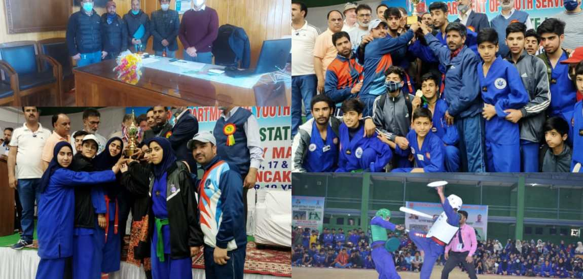 Shopian students win 29 medals in UT level competition