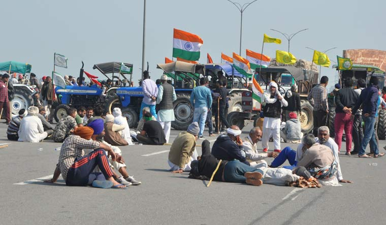 Protesting farmers to block KMP-KGP expressway for 24 hours from Saturday morning