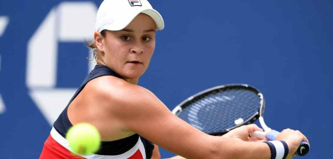 Ash Barty loses at Adelaide International