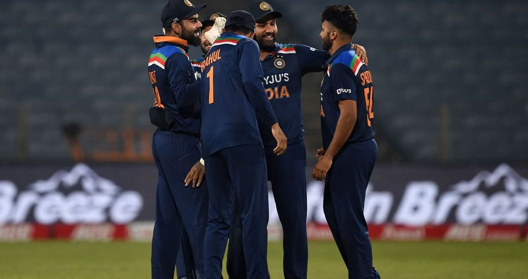 India beat England by 7 runs in 3rd ODI to clinch series 2-1