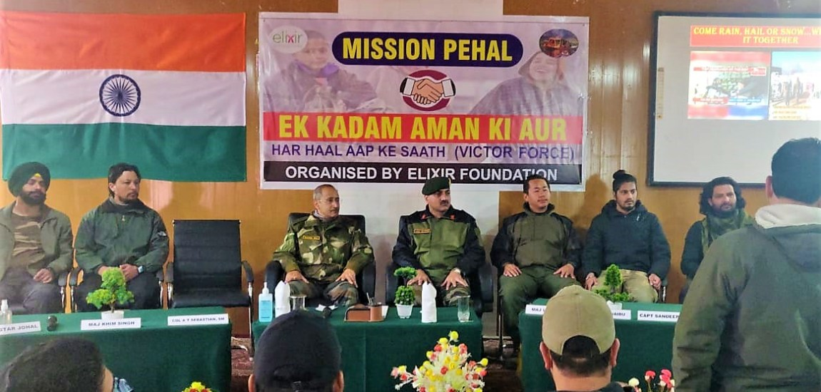 """Mission Pehal"": An arduous task, demanding a long-term sustained commitment from Army"