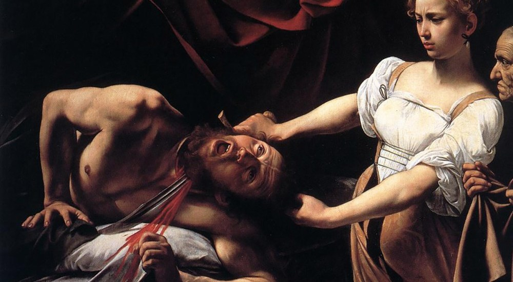 The Infamous Caravaggio