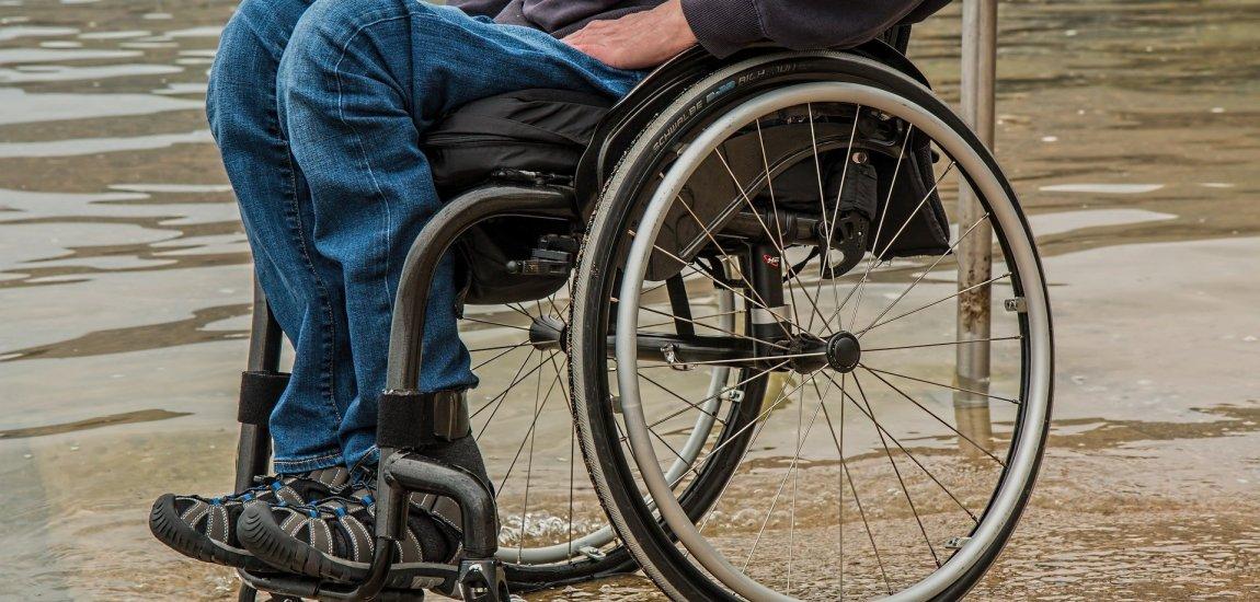 Disability not a barrier'