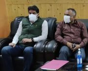 Covid-19 containment measures reviewed in Srinagar