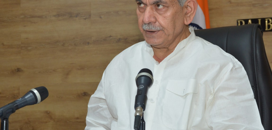 Govt trying to balance development and environment conservation: LG