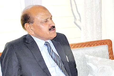 Vakil urges admin to ensure arrangement of essential supplies, ration in Valley