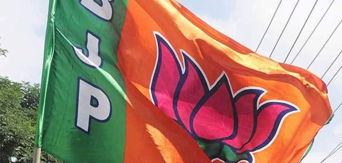 BJP Kashmir unit protest post-poll violence in WB