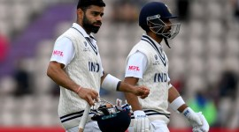 Kohli strives to give India early advantage in WTC final